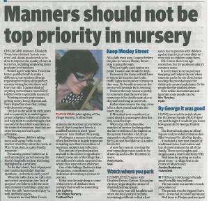 The Manchester Evening News 24.04.13